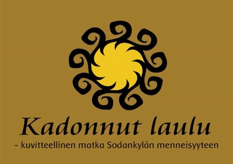 Kadonnut Laulu -teatteriesityksen markkinointimateriaali 2006, Sodankylä